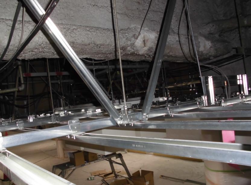 耐震天井工事